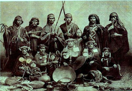 Image result for mundo mapuche
